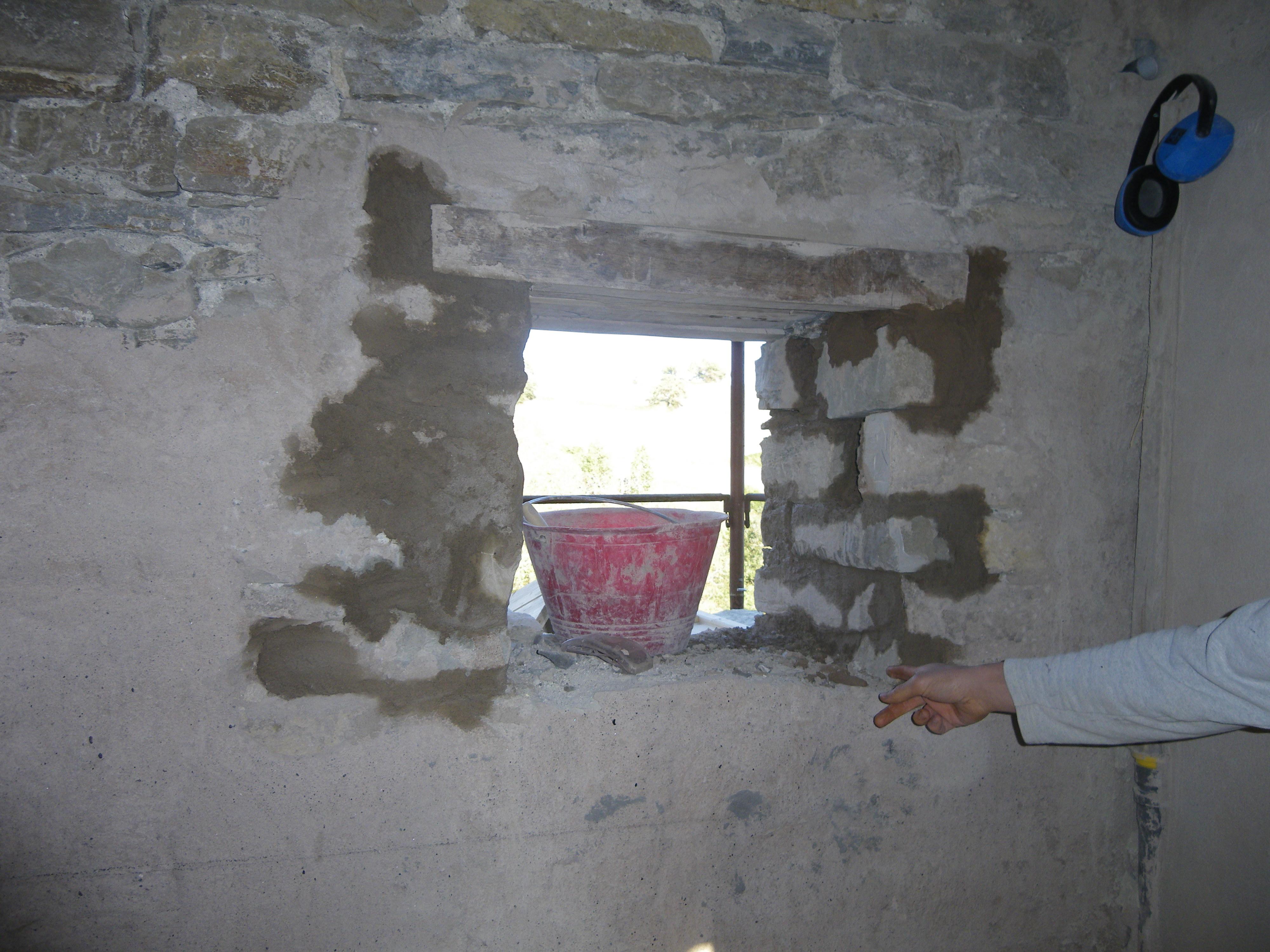 Pietra su pietra thin k freedom - Tagliare vetro finestra ...