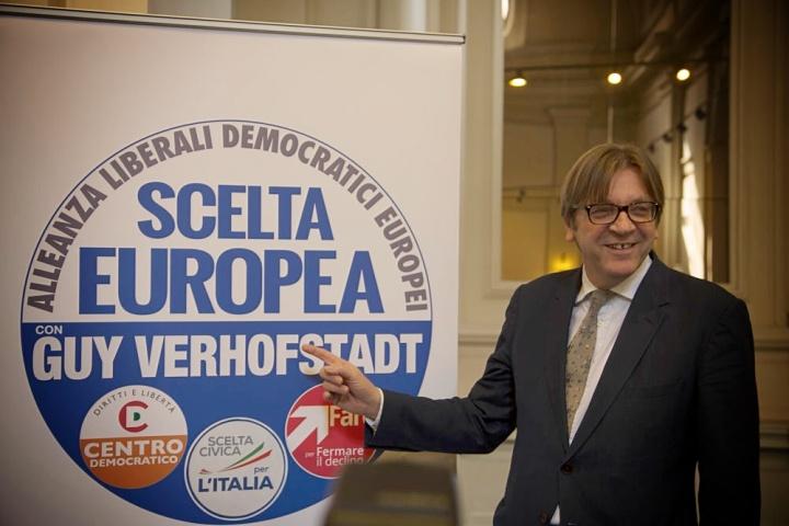 Scelta Europea Verhofstadt